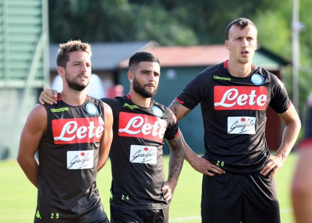 Fonte Immagine: Twitter SSC Napoli