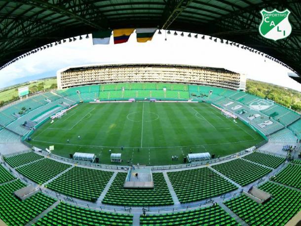 Estadio Monumental Palmaseca. Imagen: Caracol Radio.