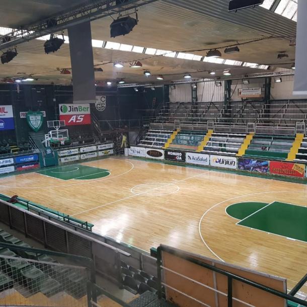 El Estadio Socios Fundadores listo para una nueva temporada | Foto: Gimnasia