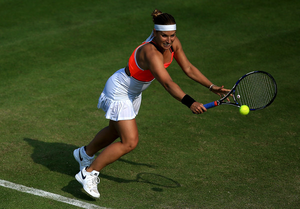 Dominika Cibulkova was extremely disappointing on grass this year | Photo: Ben Hoskins/Getty Images Europe