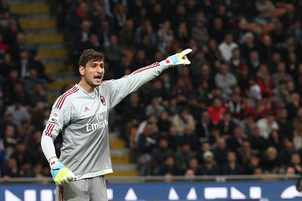 Donnarumma (Foto: Matteo Bottanelli/NurPhoto via Getty Images)