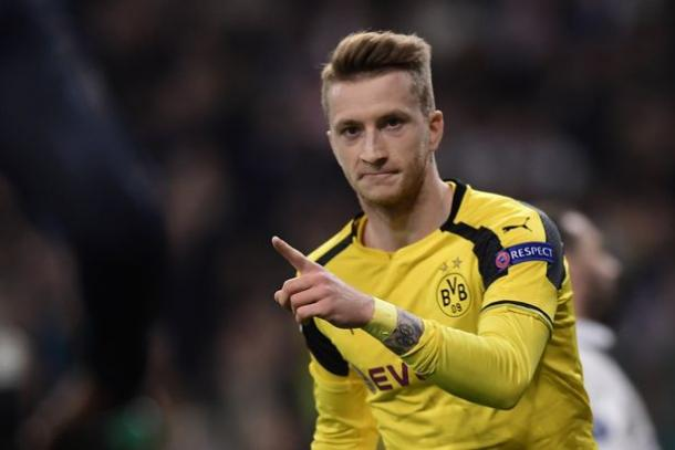 Marco Reus, il suo gol ha regalato il primato al Dortmund