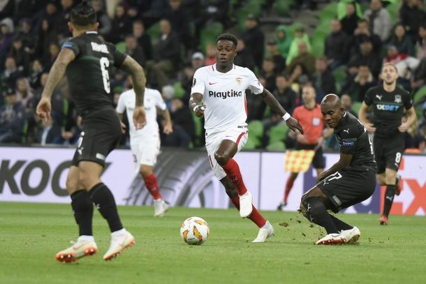 Partido FC Krasnodar vs Sevilla FC | Sevilla FC