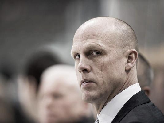Newly hired assistant coach Doug Houda