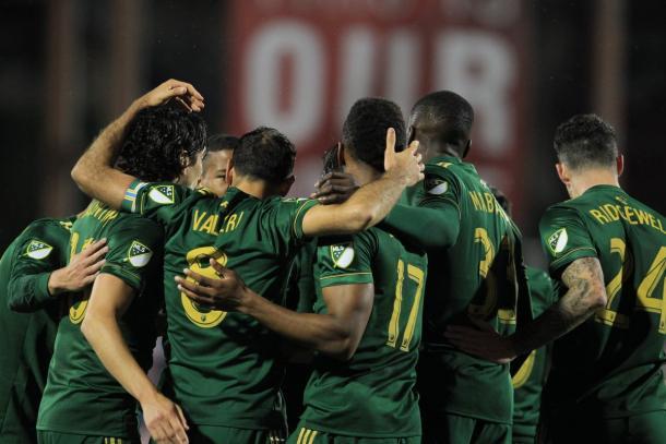 Diego Valeri starred as Portland won in Dallas | Source: timbers.com
