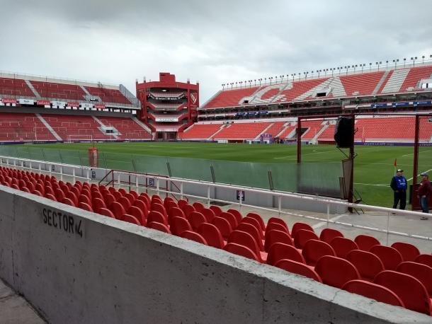 Estadio Libertadores de América. Imagen: @Independiente