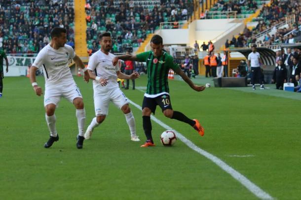 BB Erzurumspor vs Akhisasrspor | Foto: Akhisarsport