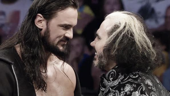 A future feud perhaps? Photo: TNA Wrestling