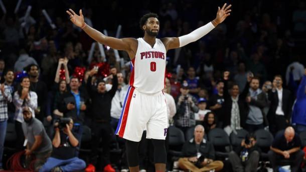 Drummond ha demostrado ser un profesional. | Foto: NBA