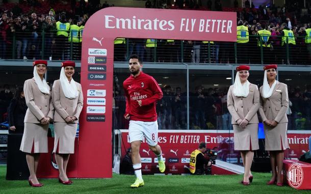 Foto: twitter AC Milan