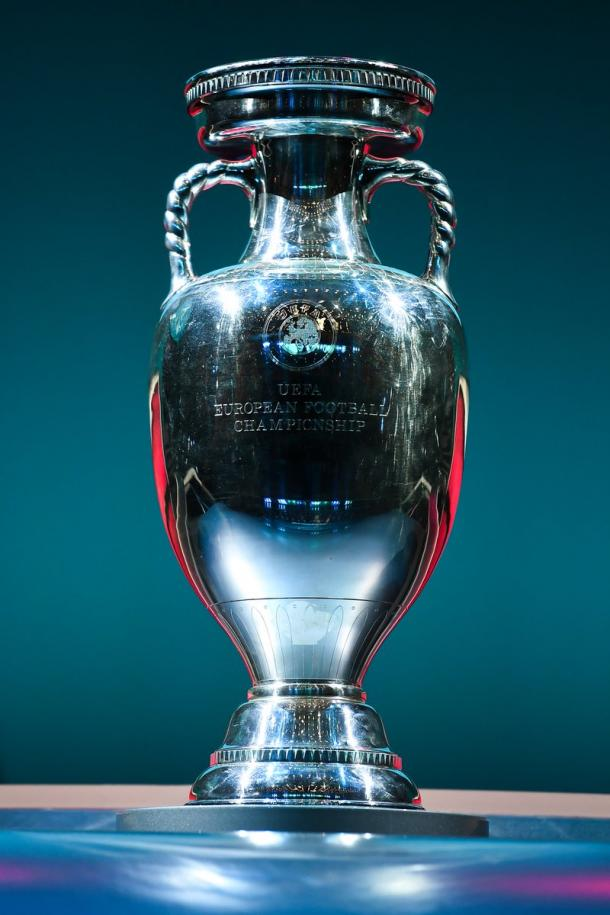 Trofeo de la Eurocopa   Foto: UEFA Euro 2020