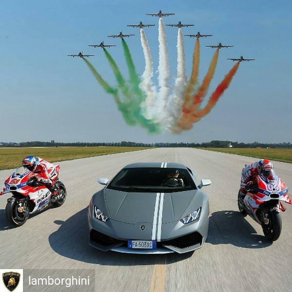 foto: Andrea Dovizioso Official Instagram