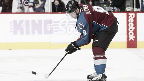 Duchenne en su etapa en los Avs | Foto: NHL.com