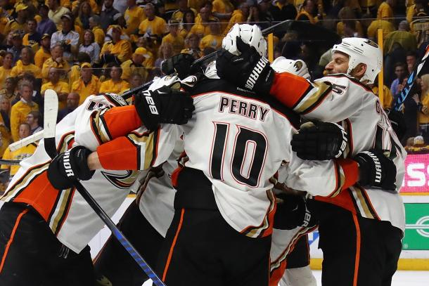 The Anaheim Ducks have had so many injuries this season they need extra medical personnel. (Photo: Puck Prose)