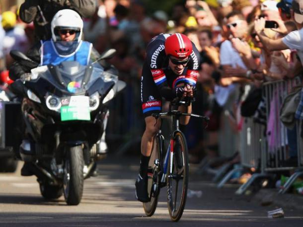 Dumoulin could be a real contender for another stage victory today / Betfair.com