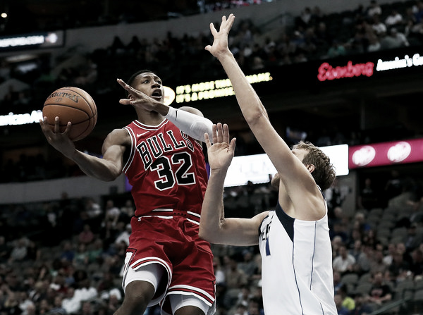 Can Kris Dunn find his form in Chicago? Photo: Tom Pennington/Getty Images North America