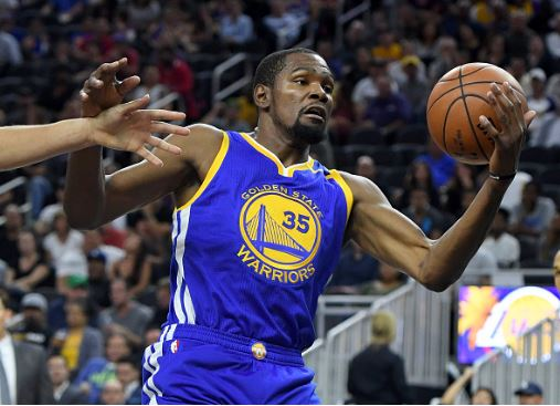 Kevin Durant had a big night the last time they played the Los Angeles Lakers | Source: Ethan Miller - Getty Images