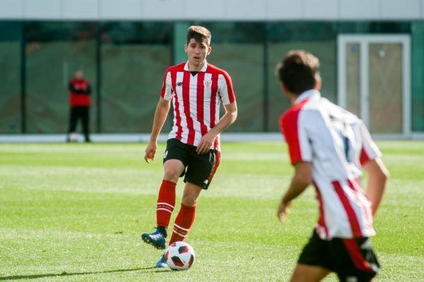 Jesús Areso    Foto: Web oficial del Athletic Club