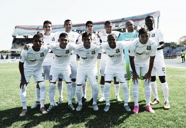 Once inicial Zulia FC | Foto: Prensa Zulia