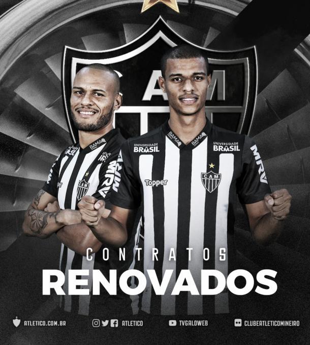 (Foto: Reprodução/Twitter do Atlético)
