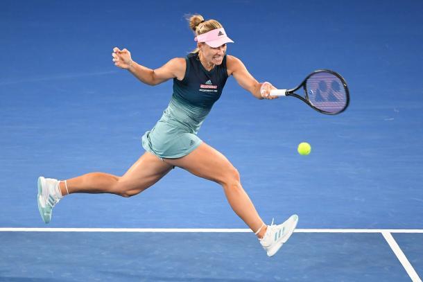 Un ciclón llamado Kerber | Foto: WTA