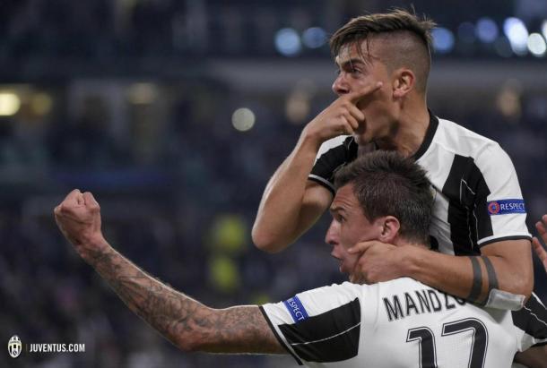 Dybala celebra | Foto: Juventus