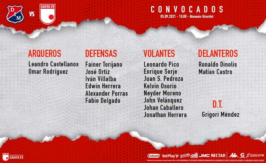 Foto: Independiente Santa Fe