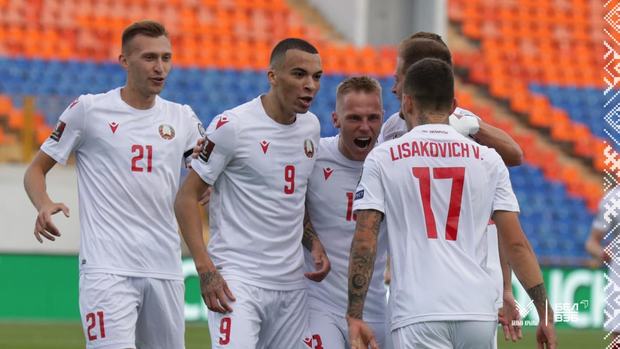 Foto: Seleção Nacional de Belarus