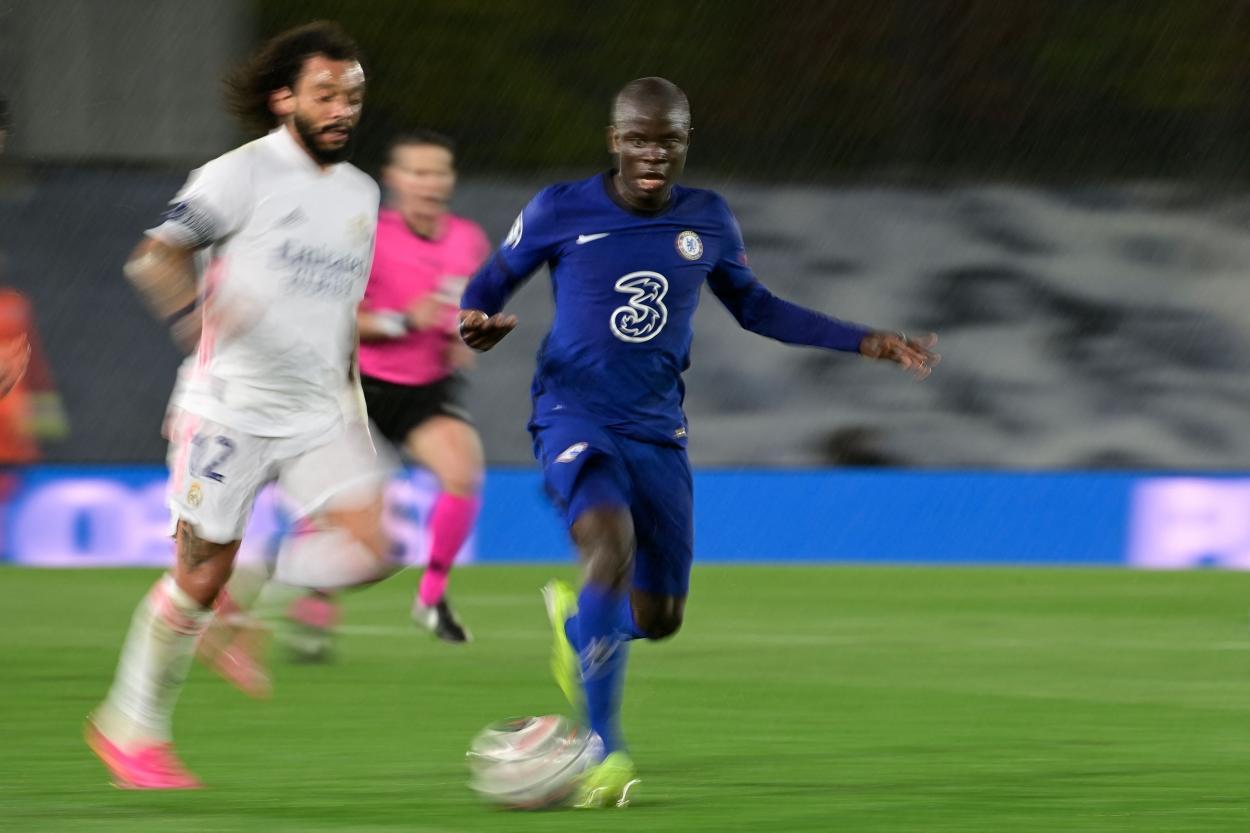 Kanté, un ser especial en permanente movimiento / FOTO: Chelsea FC