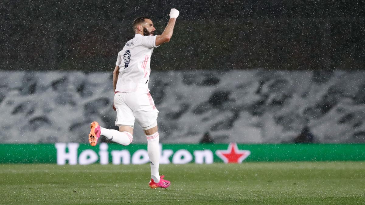 El empate del Madrid se entiende desde Benzema / FOTO: Real Madrid
