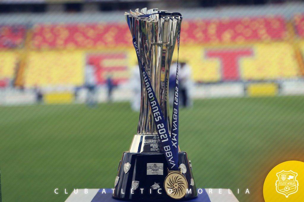 (Photo: Atlético Morelia)