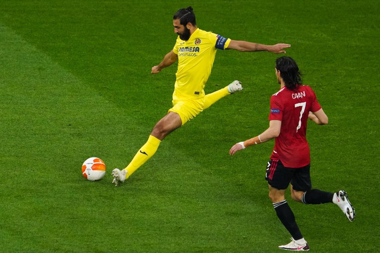 Albiol, el acero del Villarreal / FOTO: Europa League