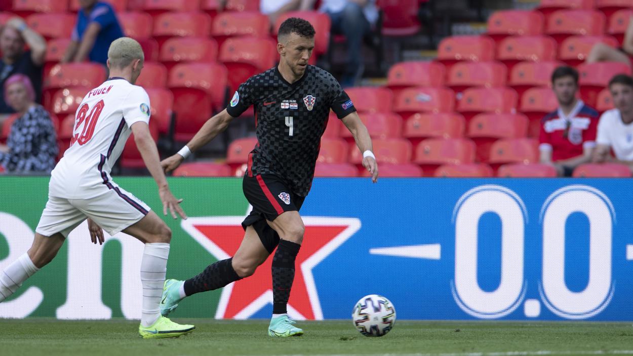 Perisic será baja tras haber dado positivo en COVID / FOTO: UEFA