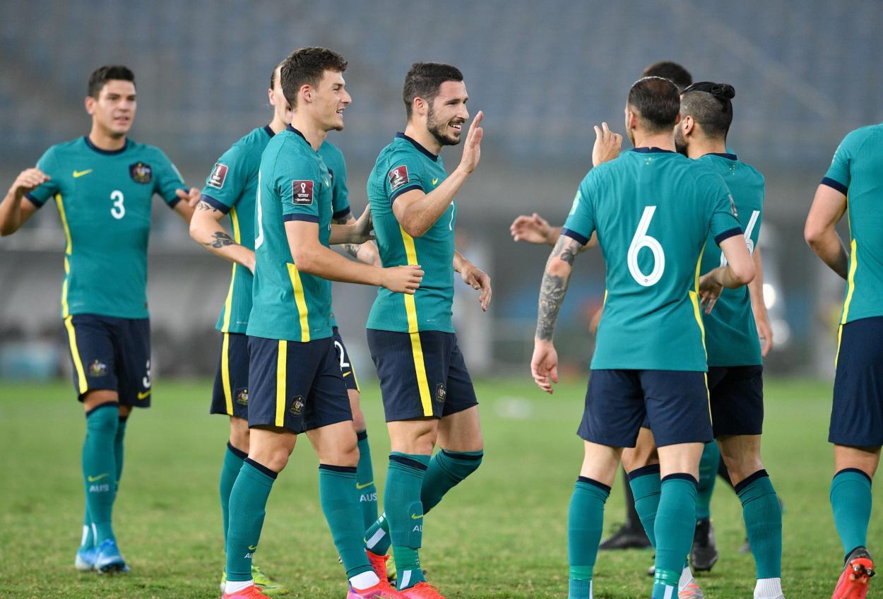 (Foto: Socceroos)