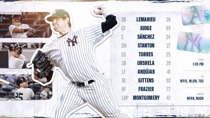 Photo: Yankees Twitter