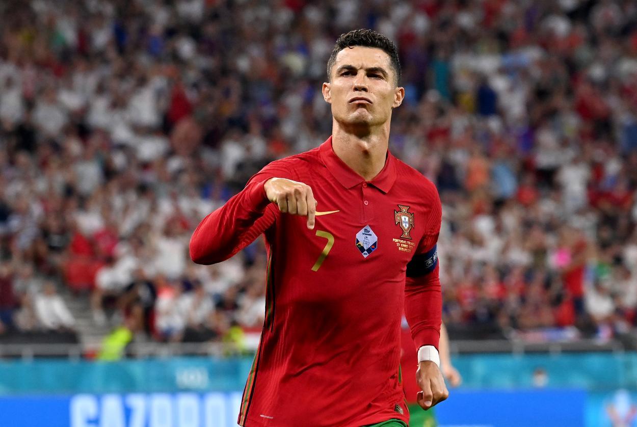 Cristiano se hizo determinante desde el punto de penalti / FOTO: UEFA