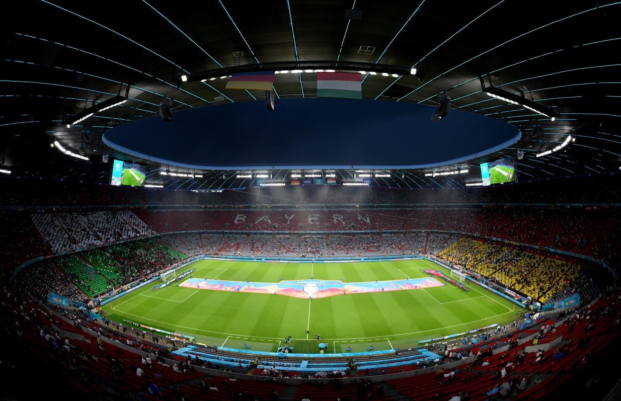 Twitter: Selección Alemania.