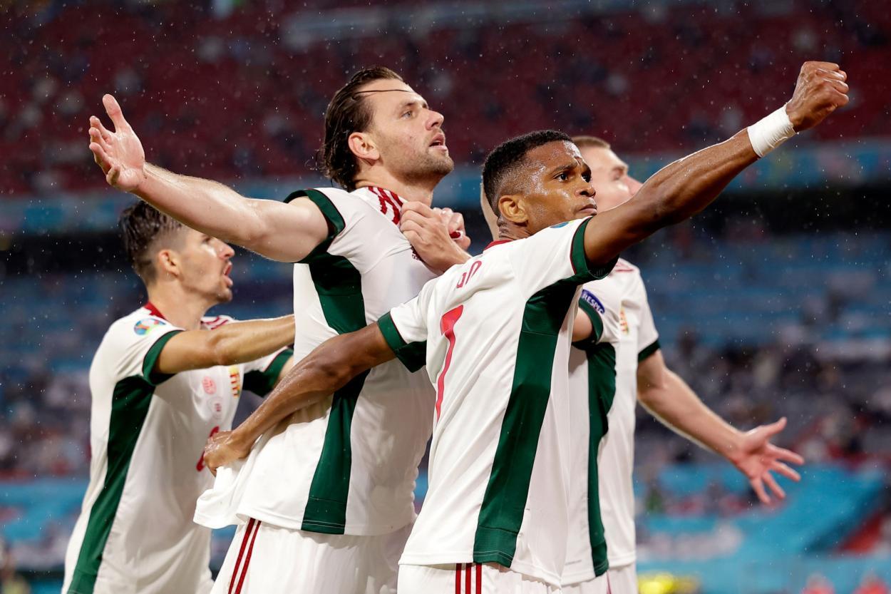 Hungría rozó la gesta / FOTO: UEFA