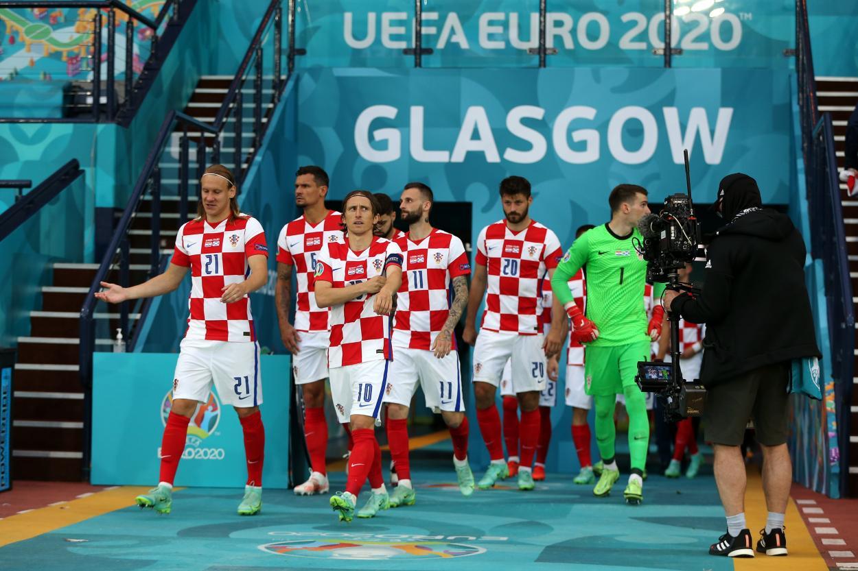 Croacia se enfrenta a la transición / FOTO: UEFA