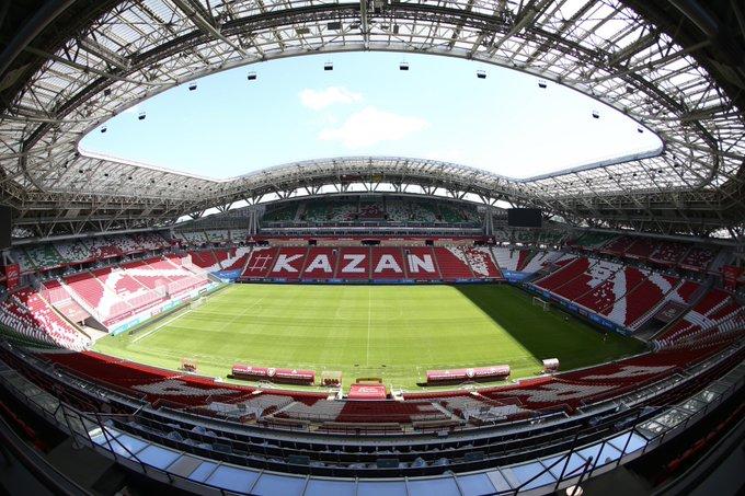 Foto: Divulgação/FC Rubin Kazan