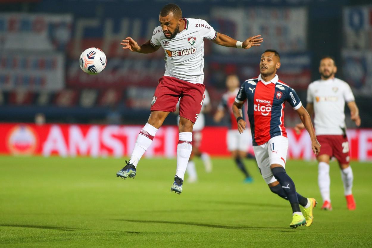 Goles y resumen del Cerro Porteño 0-2 Fluminense en Copa Libertadores 2021    18/07/2021 - VAVEL México