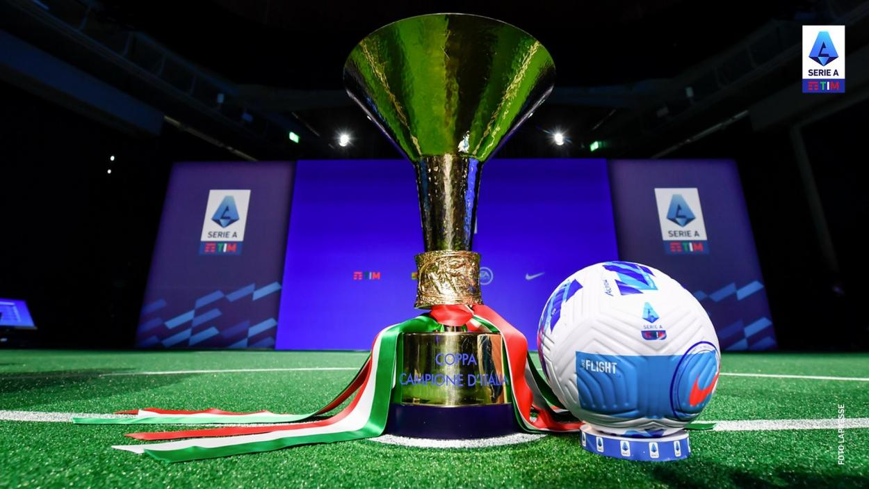 Quem será o vencedor do Campeonato Italiano?   Divulgação/Lega Serie A