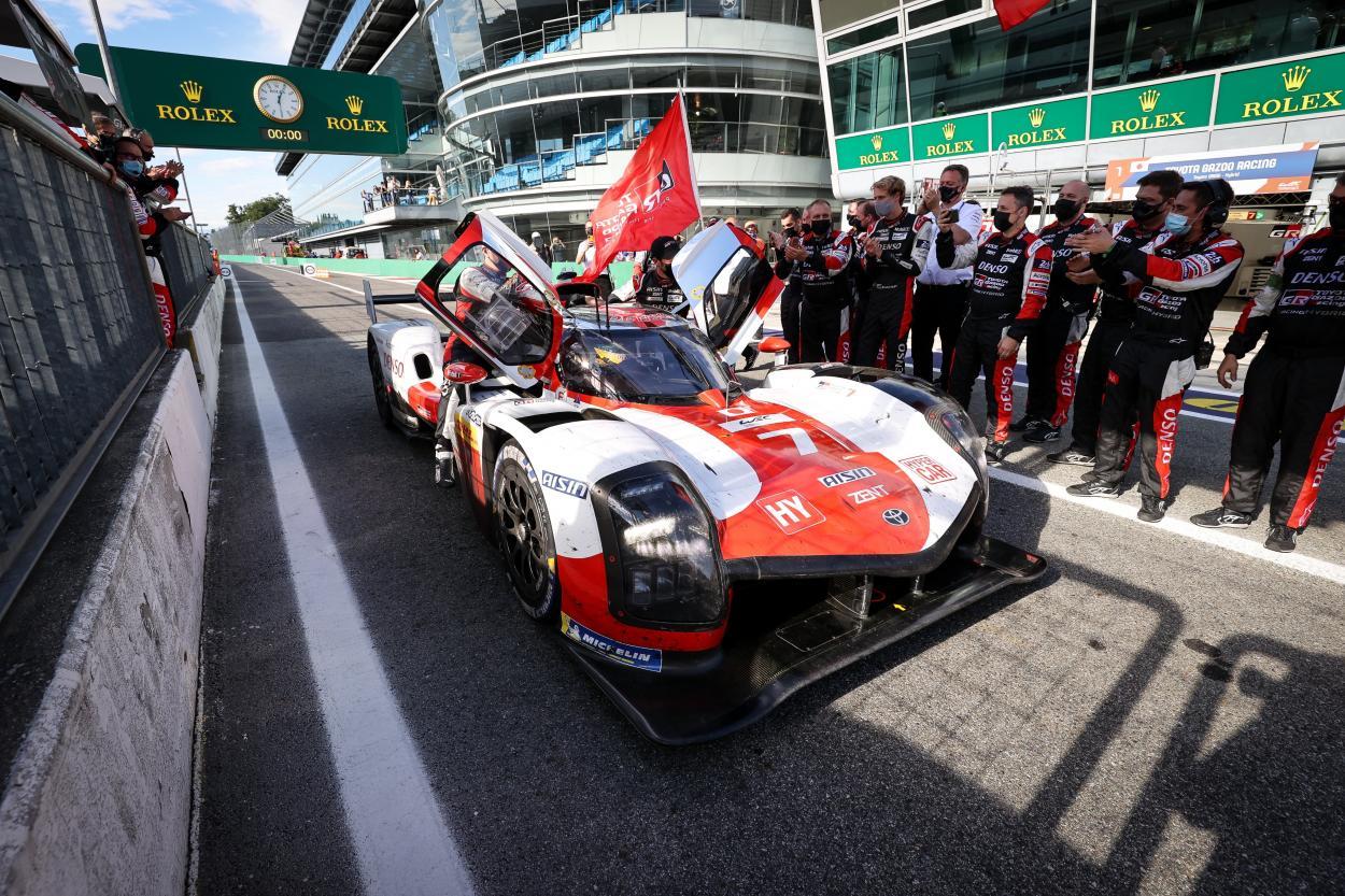 Foto: Toyota Gazoo Racing WEC