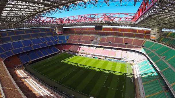 Estadio Giuseppe Meazza  Foto: Inter