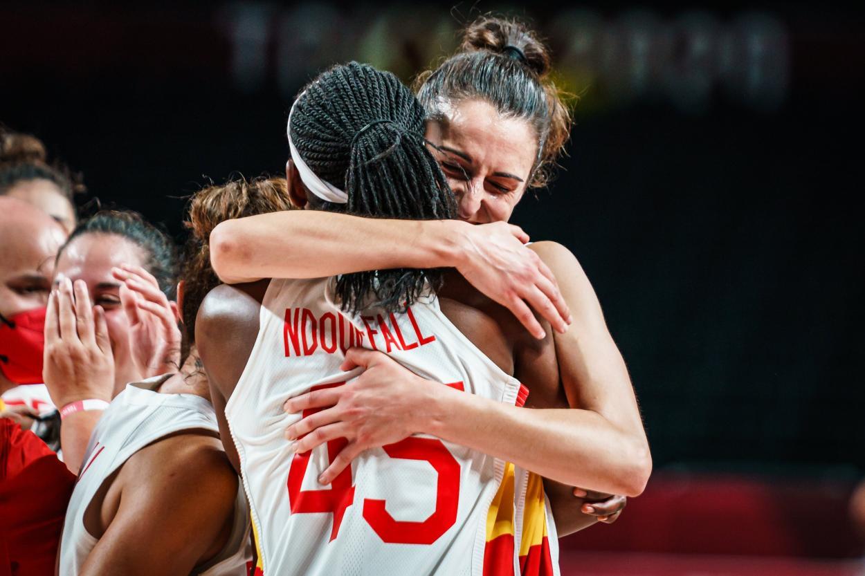 Por esto son #LaFamilia / Fuente: FIBA