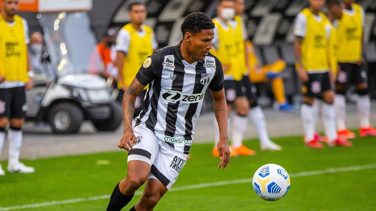 Foto: Felipe Santos / Ceará SC