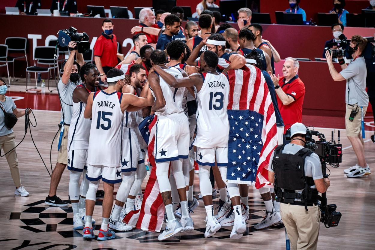 Divulgação/USA Basketball