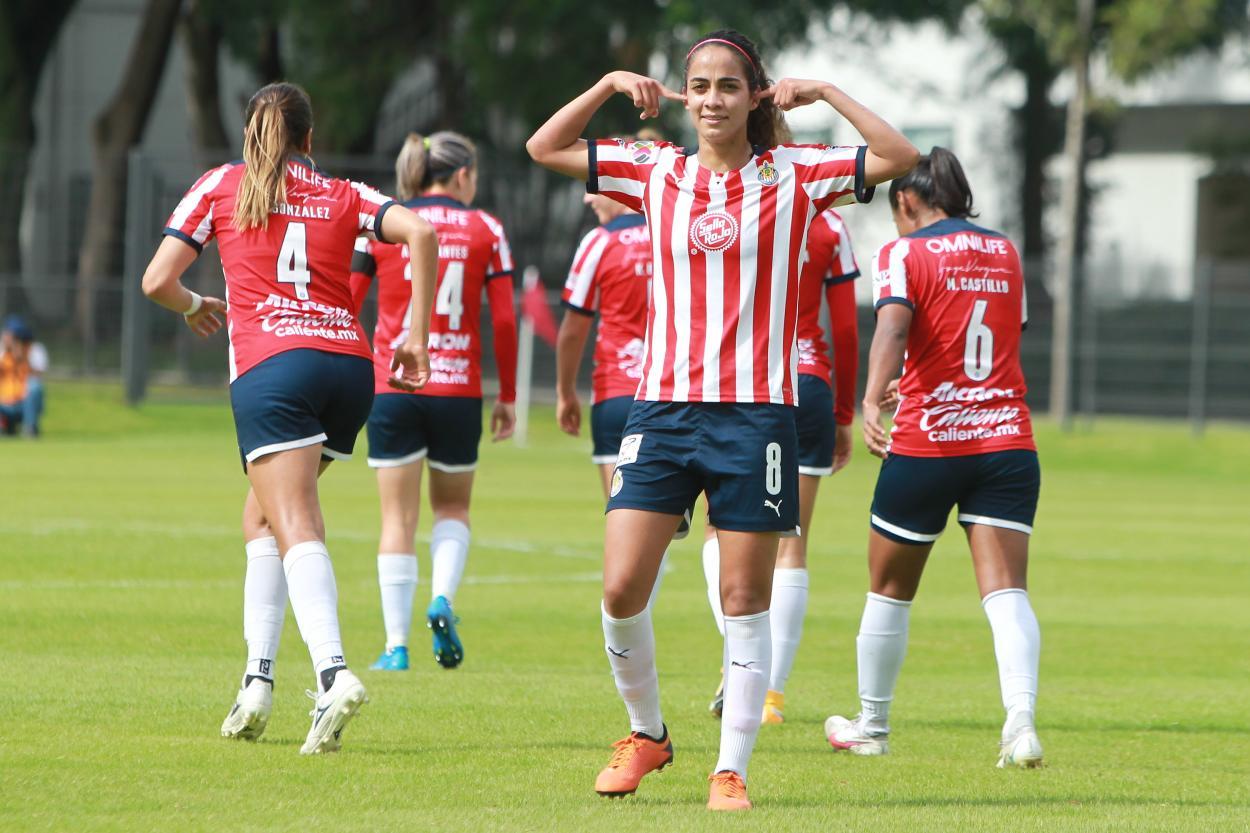 (Foto: Chivas Femenil)