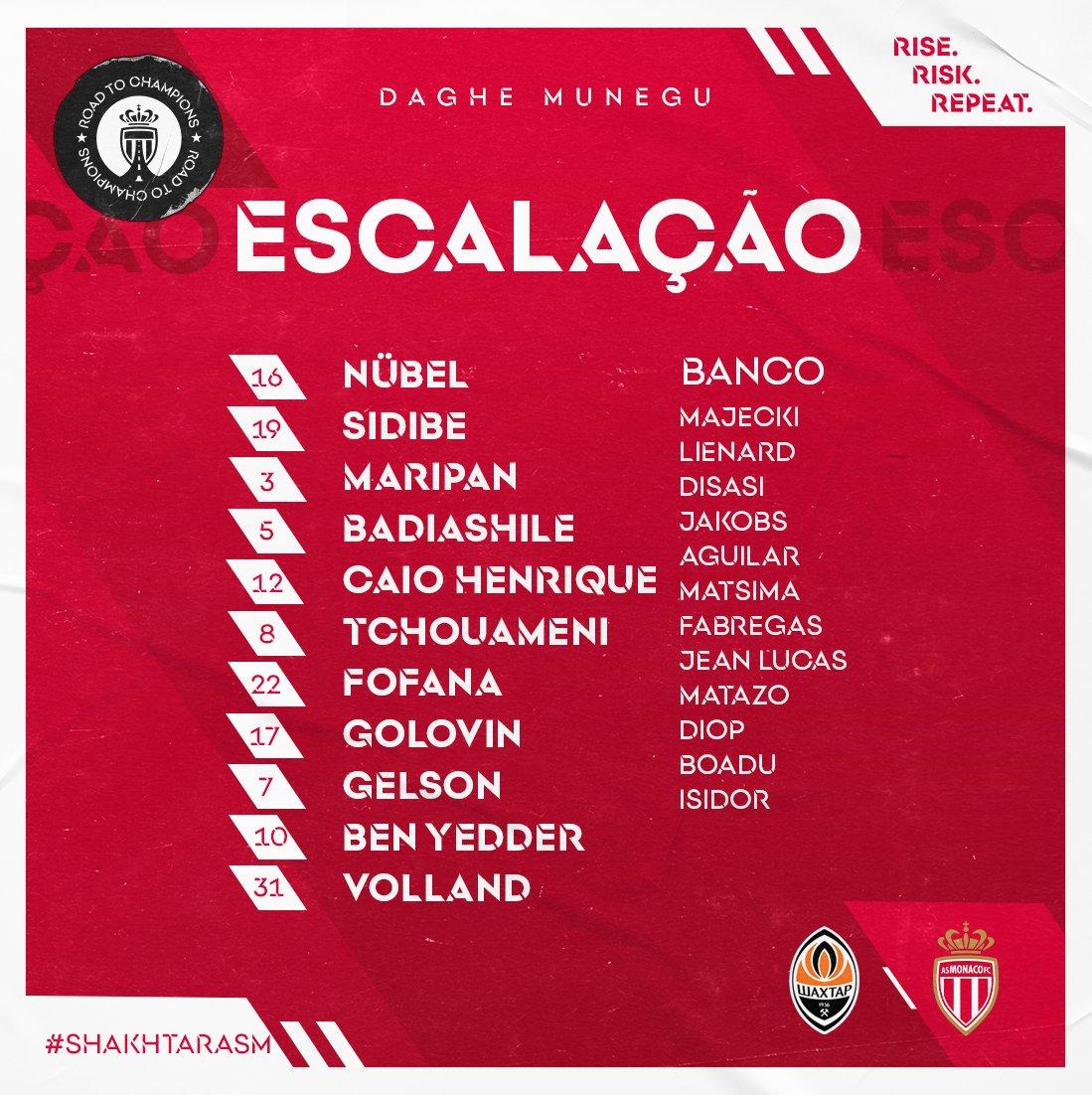 Foto: Divulgação/AS Monaco FC