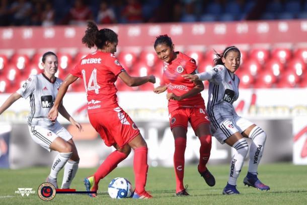 Foto: Tiburones Rojos Femenil
